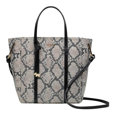 Radley Snake Print Alba Place Small Multiway
