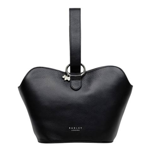 Radley Black Asher Way Medium Crook Bag