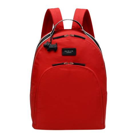 Radley Red Cable Street Backpack