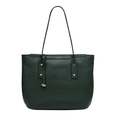 Radley Dark Green Patcham Palace Large Tote