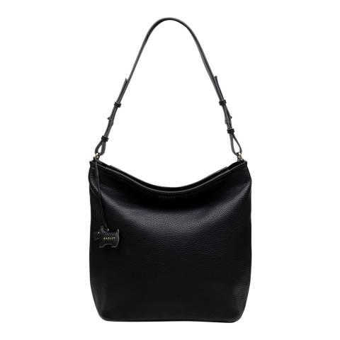 Radley Black Patcham Palace Medium Hobo Bag