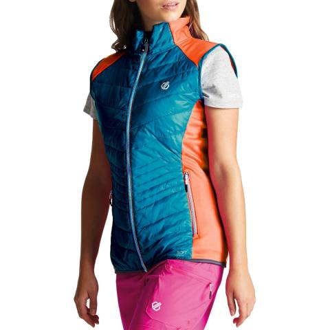 Dare2B Blue/Pink Airwise Insulated Vest