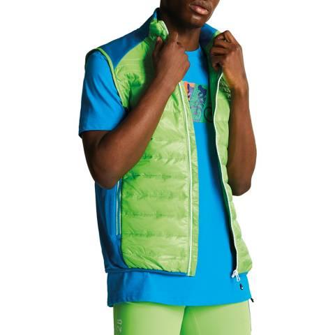 Dare2B Green/Blue Mountfusion Vest