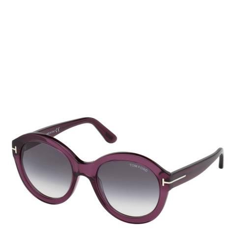 Tom Ford Women's Brown Tom Ford Sunglasses 53mm