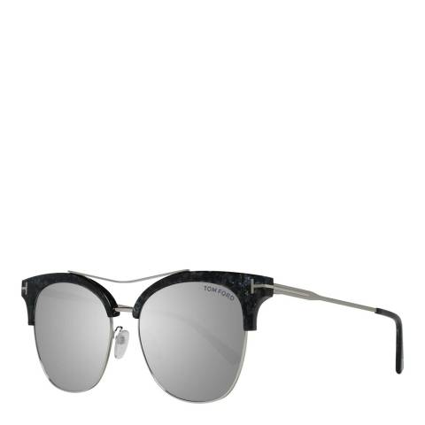 Tom Ford Women's Grey Tom Ford Sunglasses 56mm