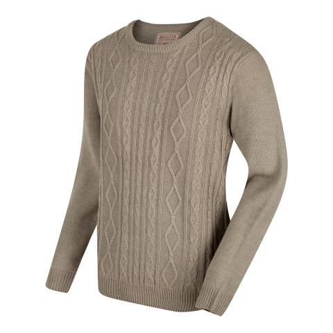 Regatta Beige Kolten Knitwear Top