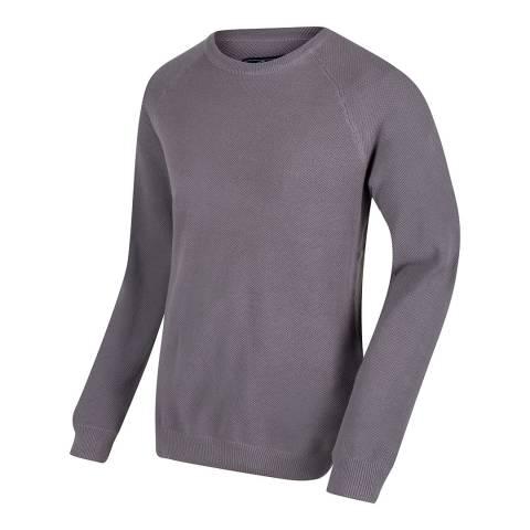 Regatta Rock Grey Kolten Knitwear Top