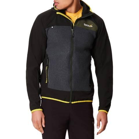 Regatta Seal Grey Carpo Hybrid Jacket