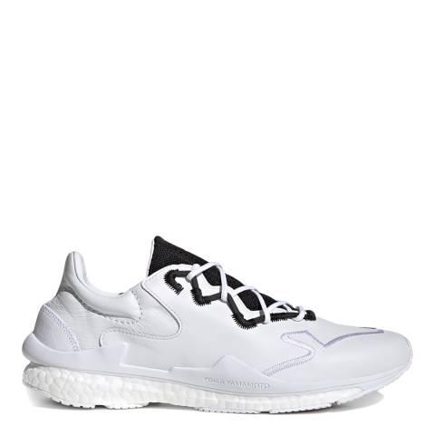 adidas Y-3 White Adizero Runner Sneakers
