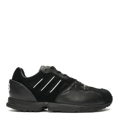 adidas Y-3 Black Y3 ZX Run Sneakers