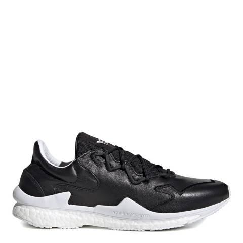 adidas Y-3 Black & White Adizero Runner Sneakers