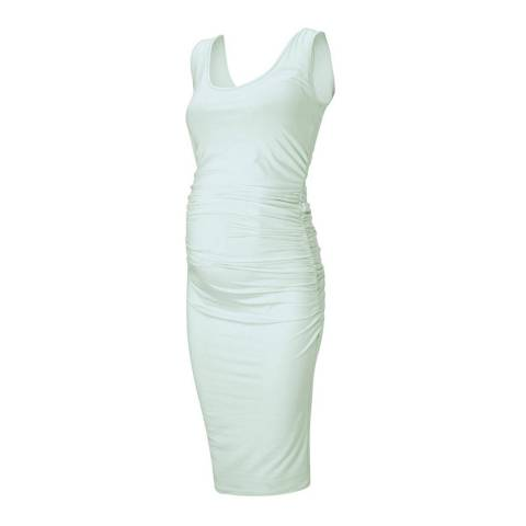 Isabella Oliver Mint Green  Ellis Maternity Tank Dress