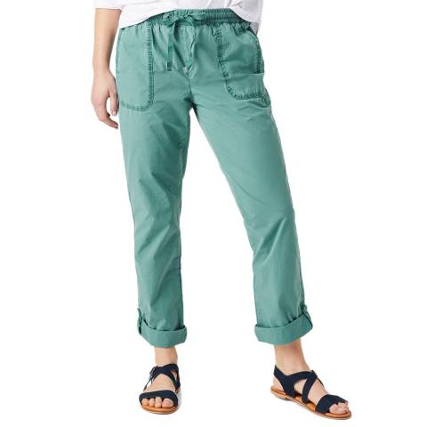 White Stuff Blue Gorse Cargo Trousers