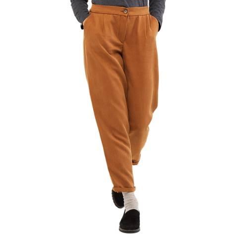 White Stuff Brown Halwell Trouser