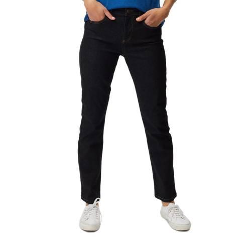 White Stuff Black Straight Leg Stretch Jeans
