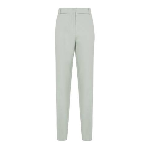 Reiss Aqua Evie Twill Trousers