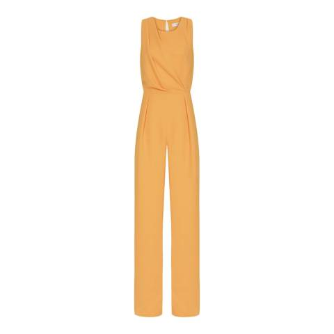 Reiss Orange Chey Tie Back Jumpsuit