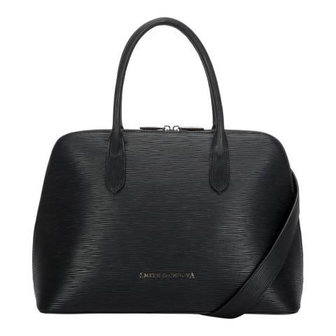 Smith & Canova Black Azala Bugatti Bag