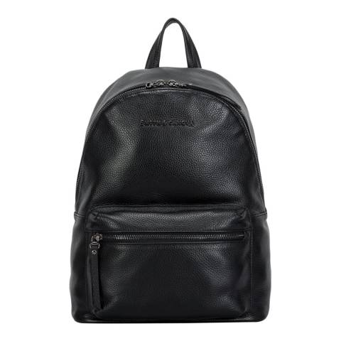 Smith & Canova Black Martes Zip Around Backpack