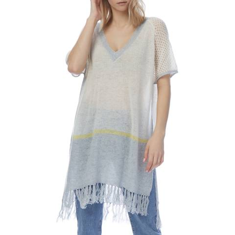Scott & Scott London Grey Oversized Key West Tunic