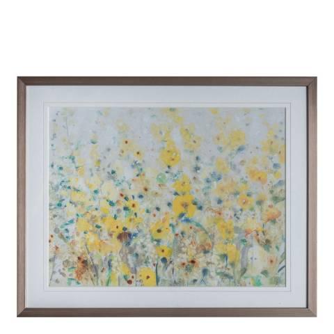 Gallery Wild Flowers Framed Art 63x51cm