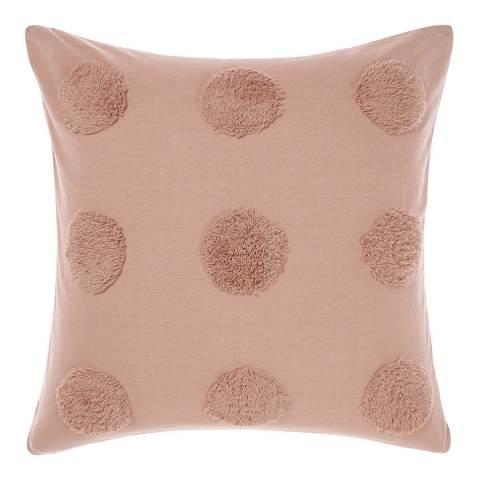 Linen House Haze Large Square Pillowcase, Maple
