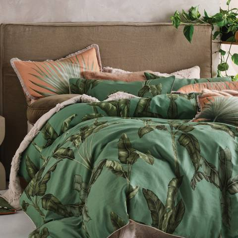 Linen House Livia Pair of Housewife Pillowcases