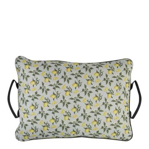 Smart Garden Sicillian Lemon Jumbo Kneeler Pillow