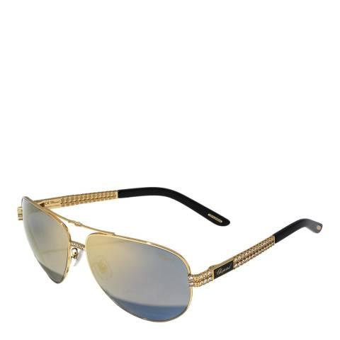 Chopard Women's Blue Chopard Sunglasses 63mm