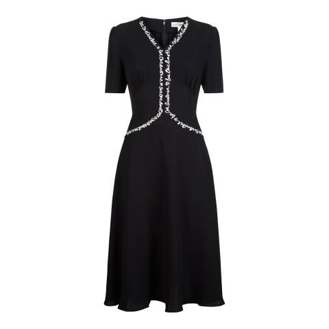 Lulu Guinness Love One Another Trudy Dress