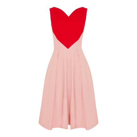 Lulu Guinness Colour Block Dara Dress