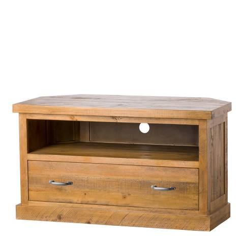 Hill Interiors The Deanery Collection Corner TV Unit