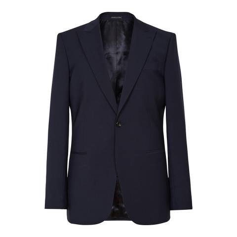 Reiss Navy Belief Modern Fit Suit Jacket
