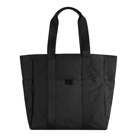 Reiss Black Walter Tote Bag