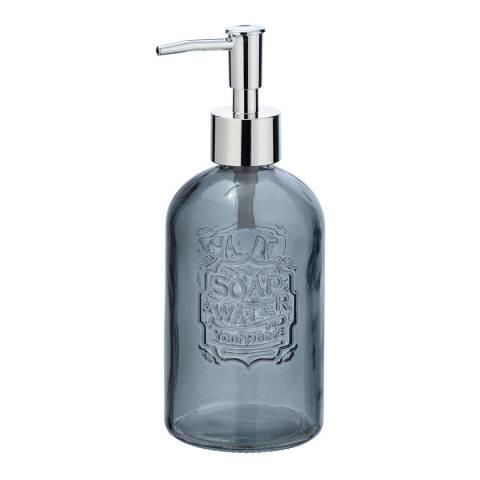 Wenko Vetro Soap Dispenser, Grey
