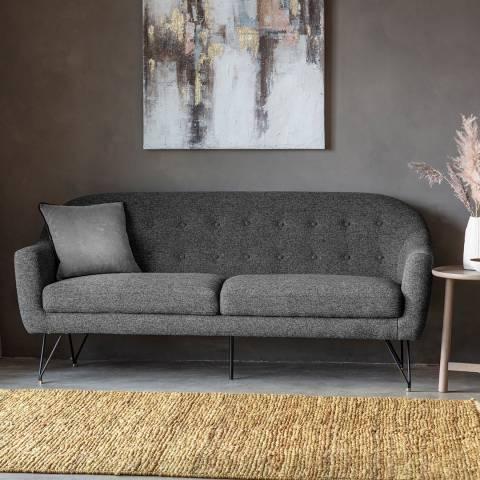 Gallery Volda Sofa, Space Grey