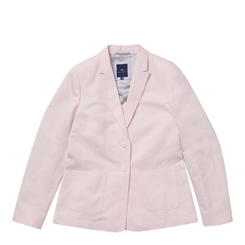 Crew Clothing Pink Loweswater Blazer