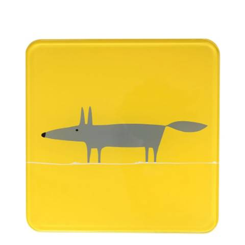 Scion Yellow Mr Fox Hot Pot Stand