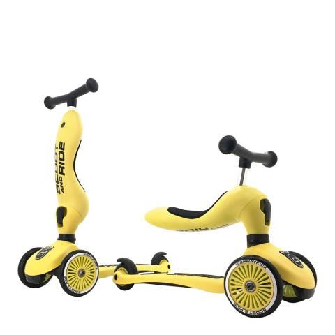 Scoot & Ride Lemon Highway Kick 1