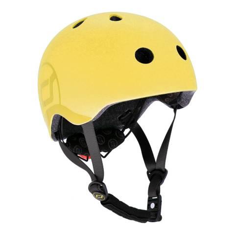 Scoot & Ride Lemon Helmet S-M