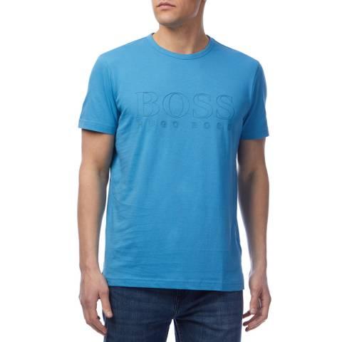 BOSS Blue Teebo Cotton T-Shirt
