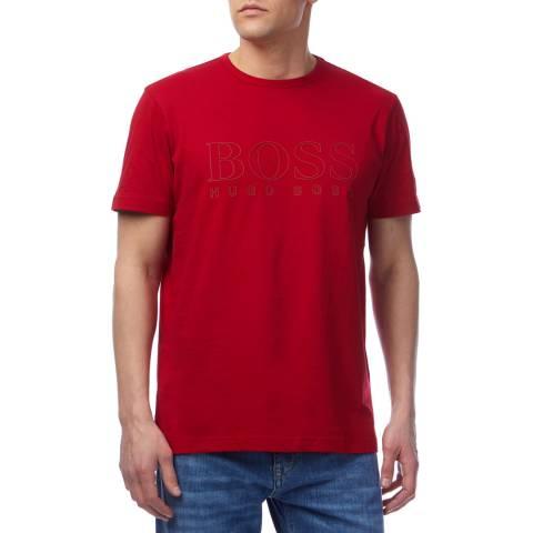 BOSS Red Teebo Cotton T-Shirt