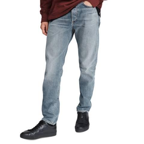 Rag & Bone Light Blue Slim Fit Jeans