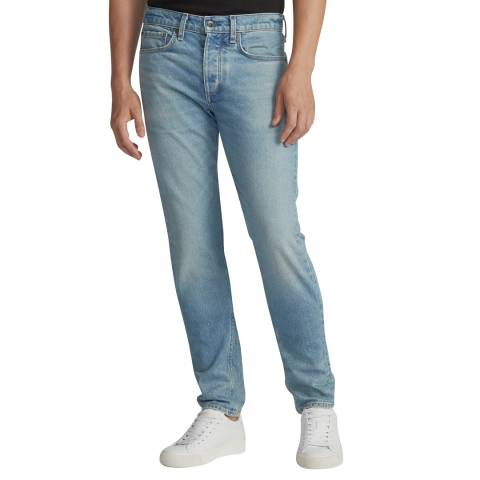 Rag & Bone Blue Relaxed Fit Jeans