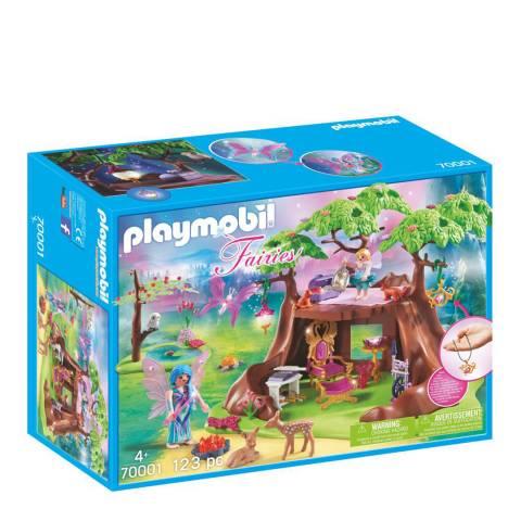 Playmobil Fairies Fairy Forest House