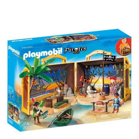 Playmobil Pirates Take Along Pirate Island