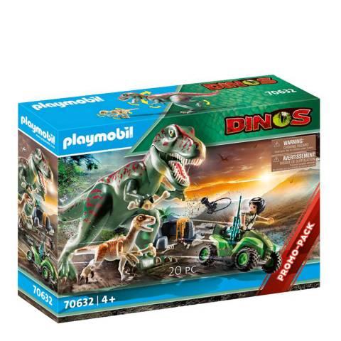 Playmobil Dinos T-Rex Attack