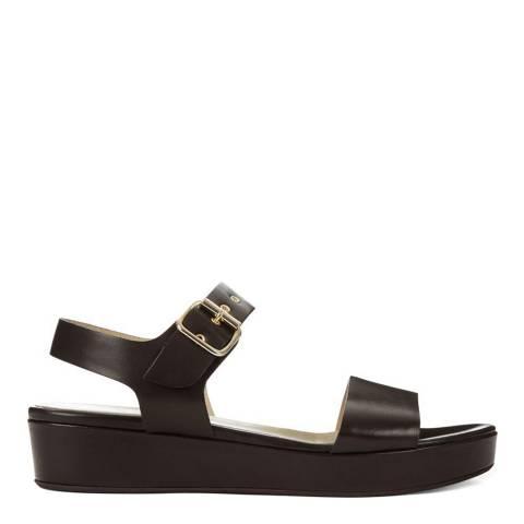 Hobbs London Black Selma Sandals