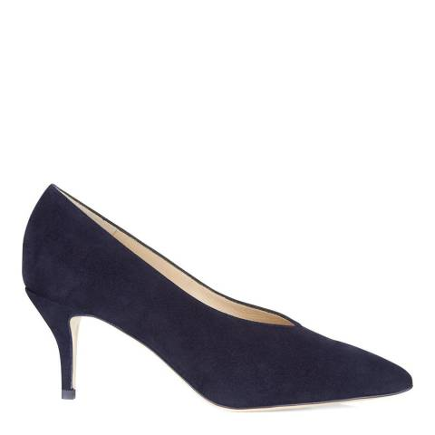 Hobbs London Navy Penelope Court Shoes