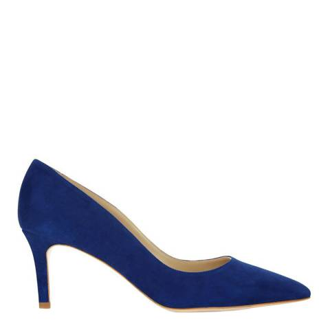 Hobbs London Electric Blue Grace Court Heels